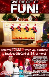 Gift Card Flyer 2015