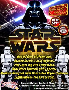 StarWarsBirthdayParty 2015
