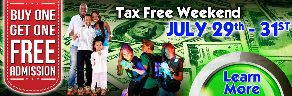 Tax Free Weekend Specials in Hiram, Ga.