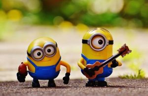 Meet the Minions at Sparkles in Hiram!