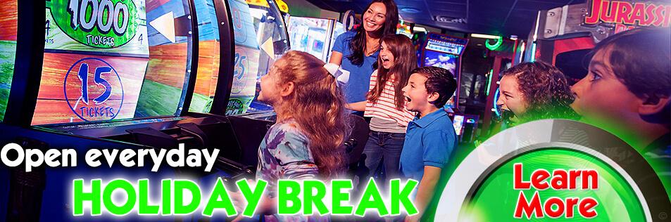 Holiday Break Fun at Sparkles of Hiram! 2017