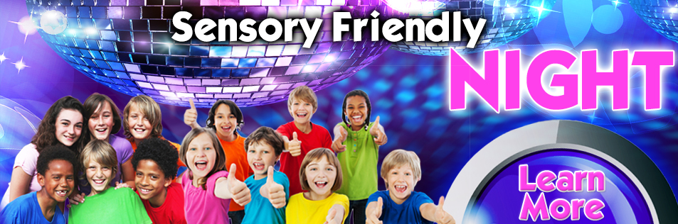 Sensory Friendly Night 2018!