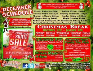 December Schedule Both 2015