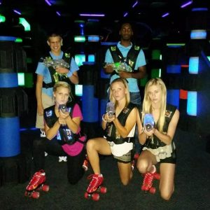 Kennesaw laser tag teens