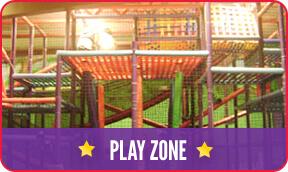 Sparkles play zone