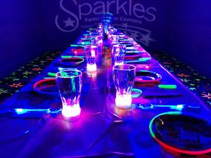 cosmic party 2016