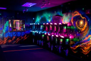 East Cobb laser tag parties