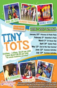 Tiny Tots skating for toddlers June 12th